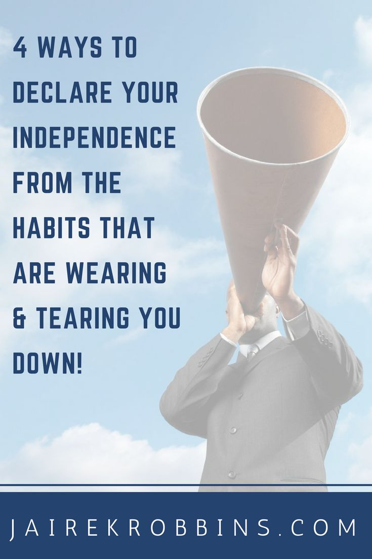 Psychology-Infographic-4-Ways-to-Declare-Your-Independence-Celebrate Psychology Infographic : 4 Ways to Declare Your Independence! Celebrate independence, but claim and decla...