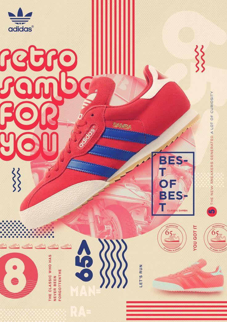 Creative Advertising Adidas Poster Design Advertisingrow Com Home Of Advertising Professionals Advertising News Infographics Job Offers