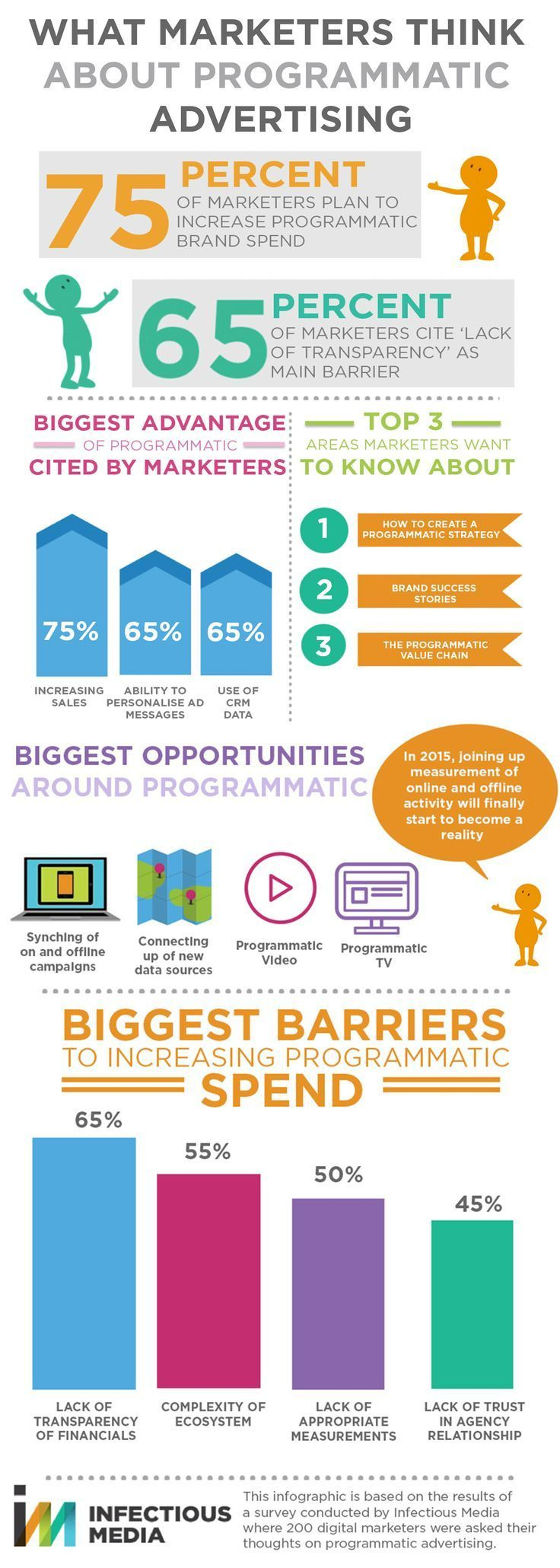 Advertising-Infographics-What-Marketers-Really-Think-About-Programmatic-Advertising Advertising Infographics : What Marketers Really Think About Programmatic Advertising Infographic