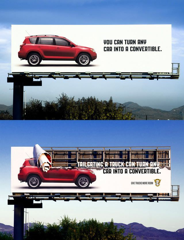 Creative-Advertising-40-Truly-Creative-Examples-of-Billboard-Design Creative Advertising : 40 Truly Creative Examples of Billboard Design