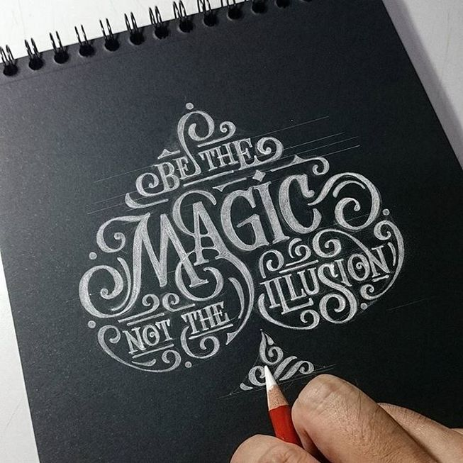 Creative-Advertising-Top-60-Typography-Quotes-Hand-Drawn-Designs Creative Advertising : Top 60+ Typography Quotes Hand Drawn Designs