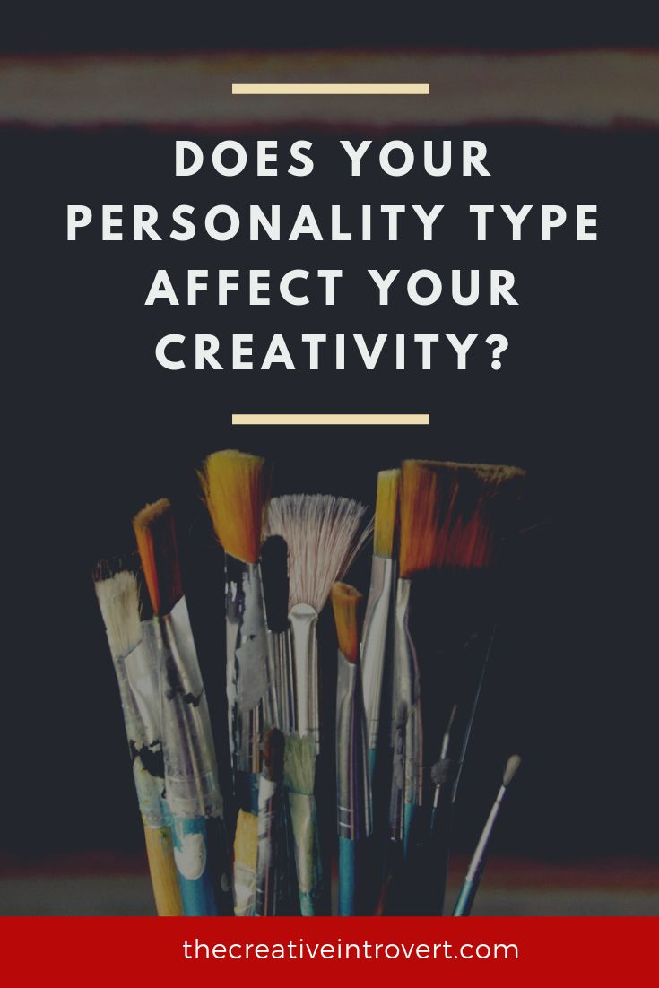 Infographic-Does-Your-Personality-Type-Affect-Your-Creativity Infographic : Does Your Personality Type Affect Your Creativity?