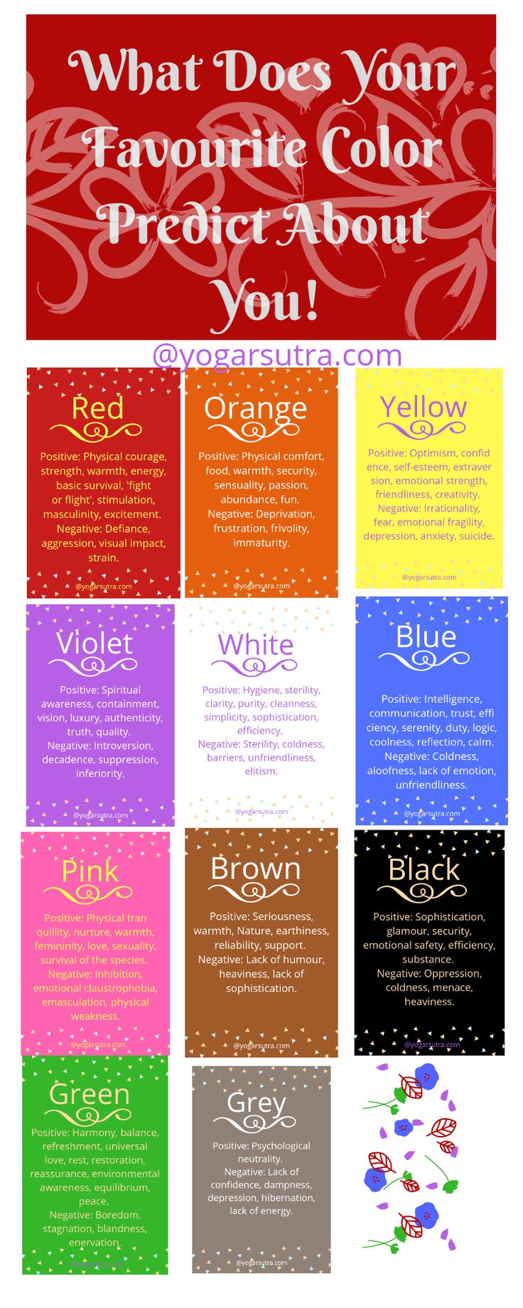 1571307631_437_Psychology-Infographic-What-Does-Your-Favorite-Color-Predicts-About Psychology Infographic : What Does Your Favorite Color Predicts About You