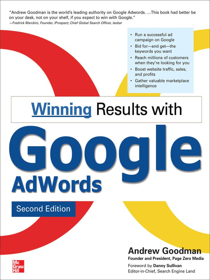 Advertising Infographics Winning Results With Google