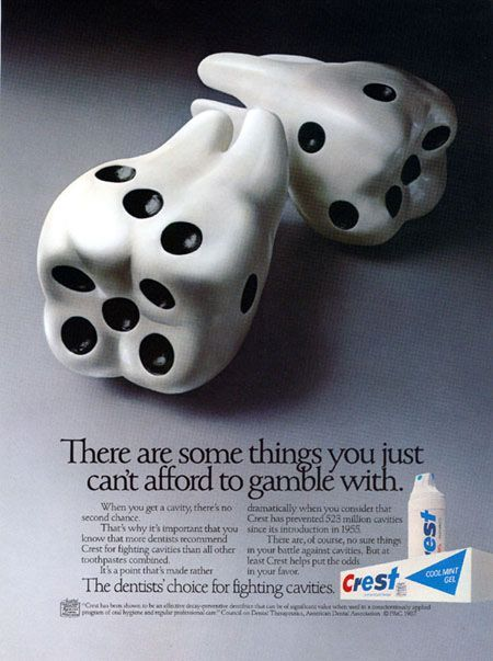 Creative-Advertising-Crest-print-advertisment Creative Advertising : Crest print advertisment