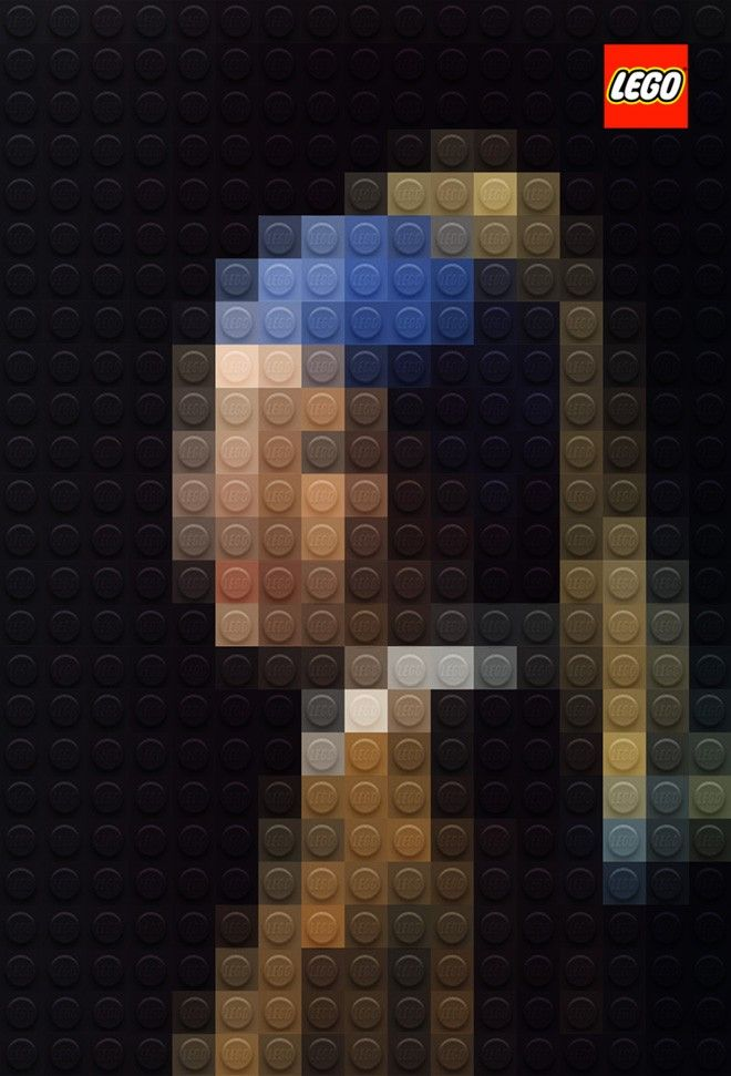 Creative-Advertising-Pixel-art-par-Marco-Sodano Creative Advertising : Pixel art par Marco Sodano