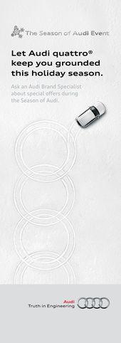 1573442850_727_Creative-Advertising-Season-of-Audi-POS-on-Behance Creative Advertising : Season of Audi POS on Behance
