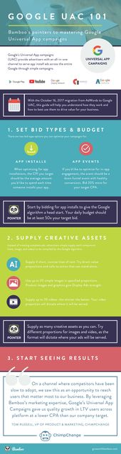 Advertising-Infographics-Infographic-A-comprehensive-guide-to-Google-Universal Advertising Infographics : Infographic: A comprehensive guide to Google Universal App campaigns | Mobile Ma...