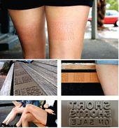 Creative-Advertising-A-walking-advertisement-by-Superette Creative Advertising : A walking advertisement by Superette