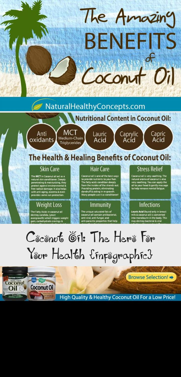 Psychology-Infographic-Coconut-Oil-The-Hero-For-Your-Health Psychology Infographic : Coconut Oil: The Hero For Your Health {infographic}