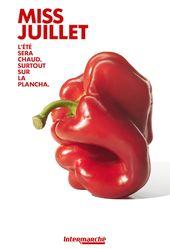 Advertising-Campaign-Miss-Juillet-–-l'ete-sera-chaud-surtout Advertising Campaign : Miss Juillet – l'été sera chaud surtout sur la plancha.  #Intermarché #L...