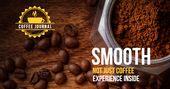 Advertising-Infographics-Coffee-Journal-Facebook-Ad-Shared-Image Advertising Infographics : Coffee Journal - Facebook Ad Shared Image - Food, Beverage & Restaurant seedtale...