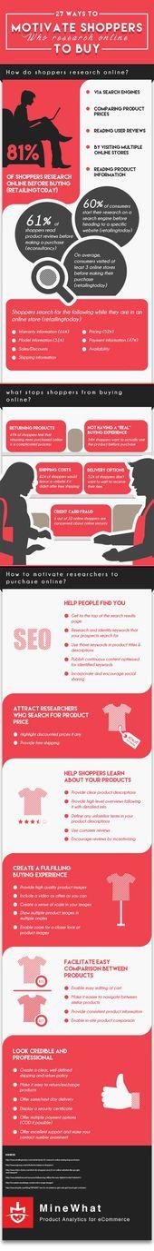 Advertising-Infographics-Motivos-por-los-que-la-gente-compra Advertising Infographics : Motivos por los que la gente compra online o desiste de hacerlo [Infografía] #C...