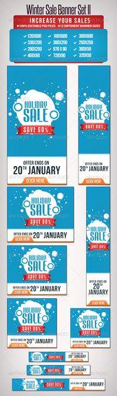 Advertising-Infographics-Winter-Sale-Web-Banner-Set-Template-PSD Advertising Infographics : Winter Sale Web Banner Set Template PSD | Buy and Download: graphicriver.net/...