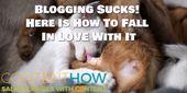 Advertising-Infographics-Blogging-Sucks-Here-Is-How-To-Fall Advertising Infographics : Blogging Sucks! Here Is How To Fall In LOVE With It www.contenthow.co...