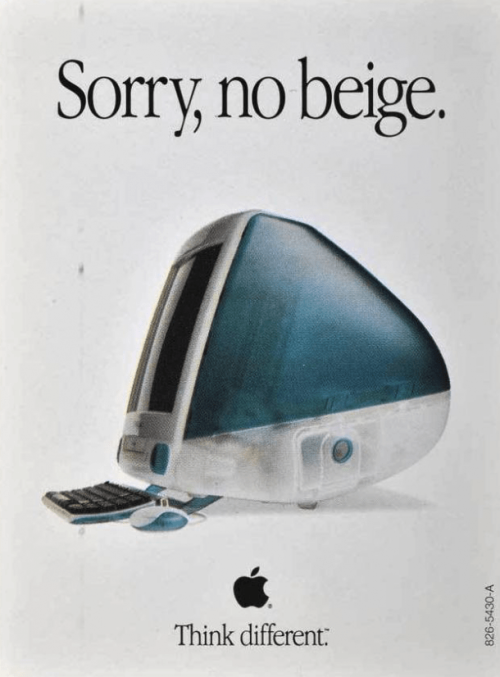 Advertising-Inspiration-Apple-Sorry-no-beige-610-x-826Source Advertising Inspiration : Apple: Sorry, no beige [610 x 826]Source:...