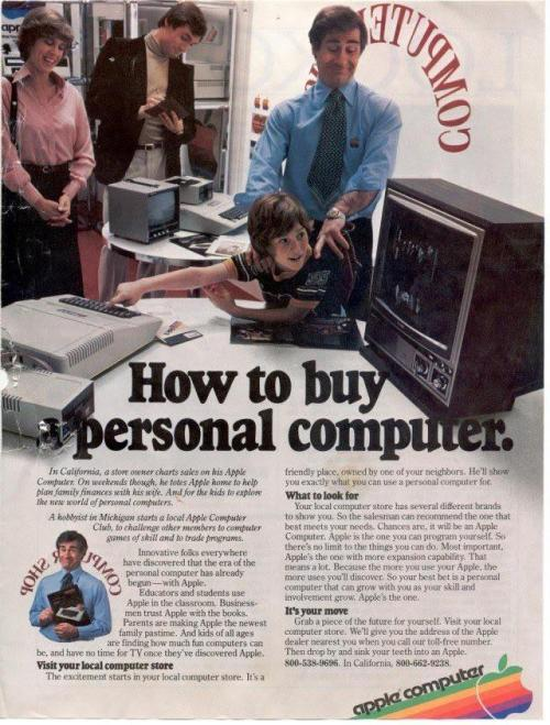 Advertising-Inspiration-1978-questionable-Apple-Computer-afSource Advertising Inspiration : 1978 questionable Apple Computer afSource:...