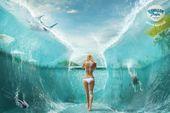 Print-Advertising-Hawaiian-Tropic-Extreme-waterproof Print Advertising : Hawaiian Tropic - Extreme waterproof