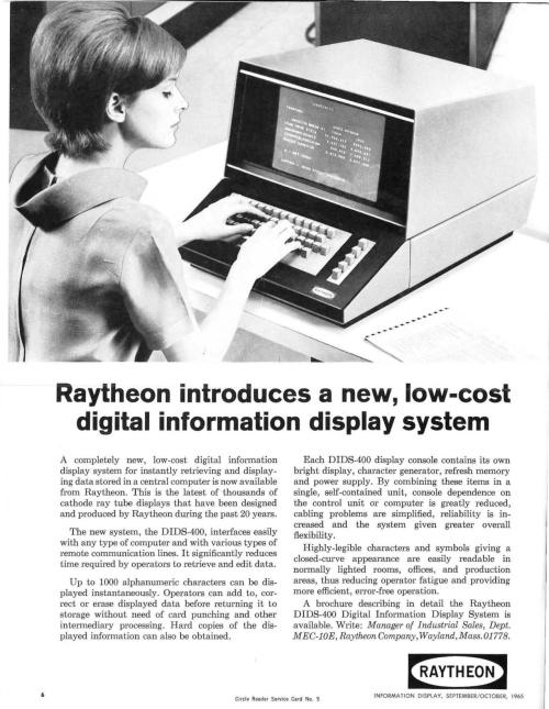 Advertising-Inspiration-A-New-Low-Cost-Digital-Information-Display-System Advertising Inspiration : A New, Low-Cost Digital Information Display System - Information...