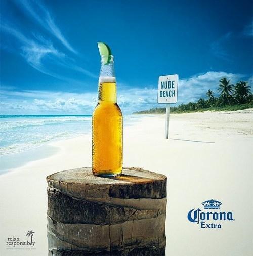 Advertising-Inspiration-Nude-beach-@corona-coronaextra-beer-marketing-publicidad Advertising Inspiration : Nude beach @corona #coronaextra #beer marketing #publicidad...
