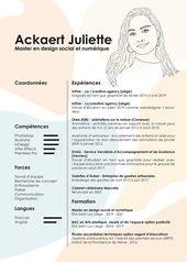 Infographic-CV Infographic : CV