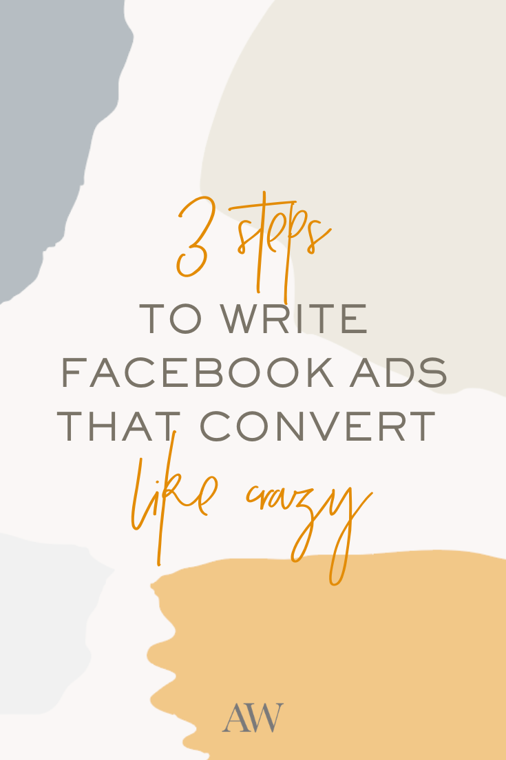 Advertising-Infographics-How-To-Write-ADs-3-Steps-To Advertising Infographics : How To Write ADs: 3 Steps To Write Facebook Ads That Convert Like CRAZY | Blog from Ashlyn Carter |