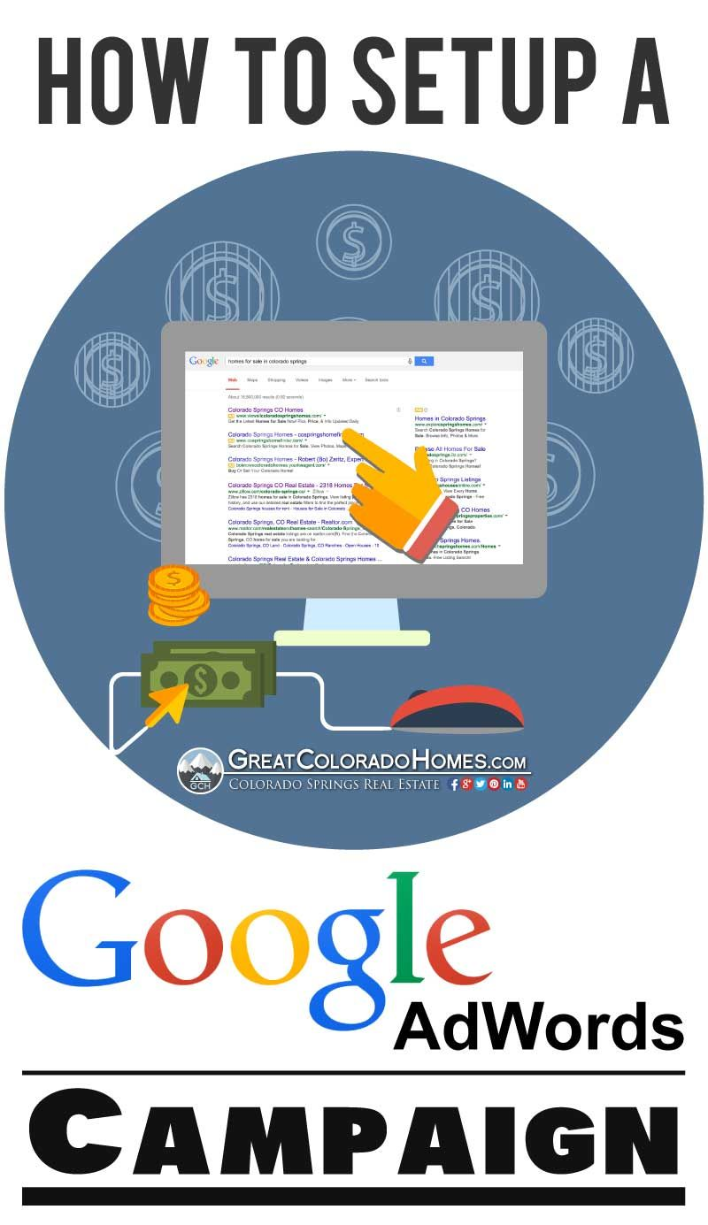 Advertising-Infographics-How-to-Setup-a-Google-Adwords-Campaign Advertising Infographics : How to Setup a Google Adwords Campaign in 15 Steps   REALTOR® Tech Tips