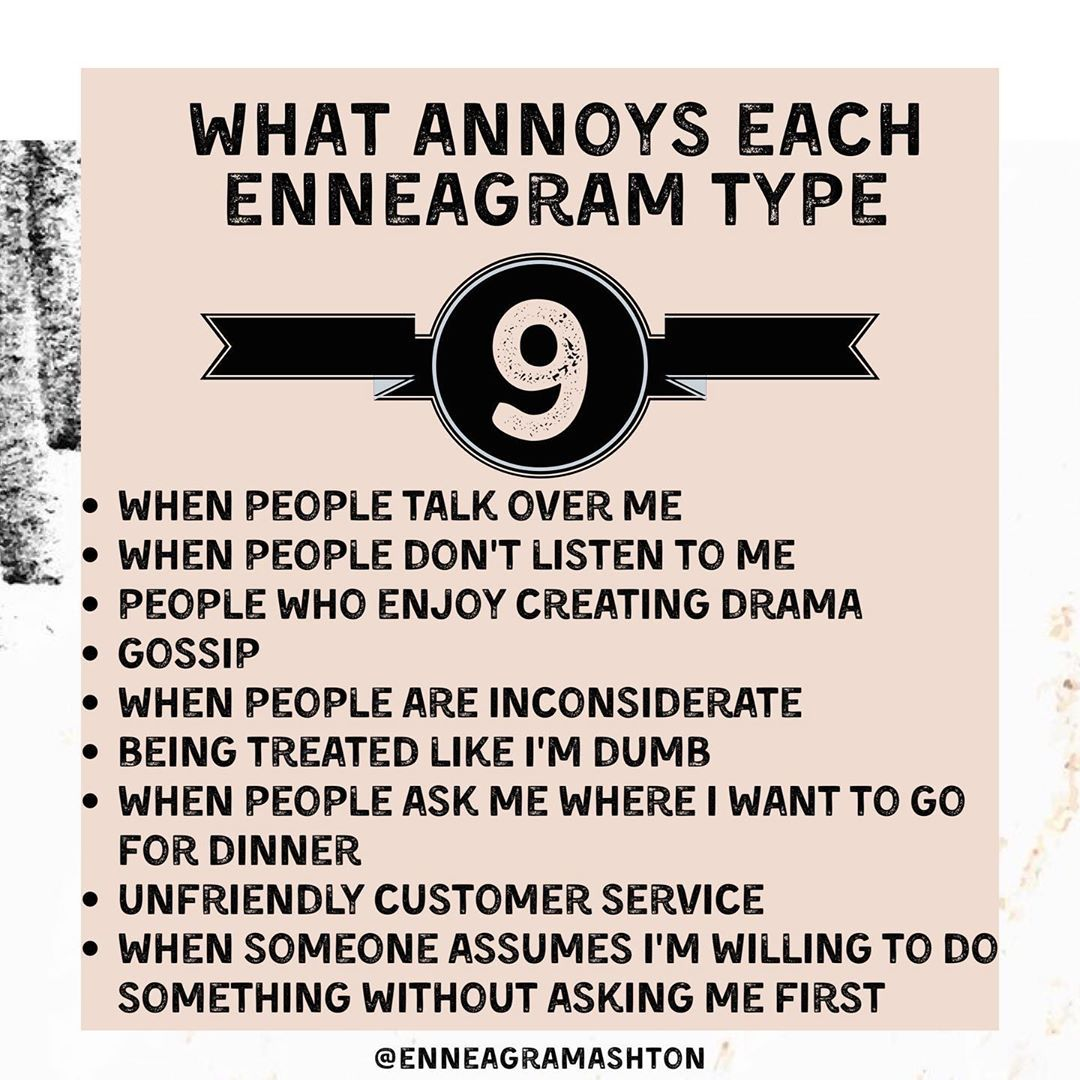 "1606363123_225_Infographic-Ashton-Whitmoyer-Ober-on-Instagram-""A-couple-of-days Infographic : Ashton Whitmoyer-Ober on Instagram: ""A couple of days ago I asked you your #enneagramtype and what annoys you the most. Here are their stories DUNDUN... I mean here are your…"""
