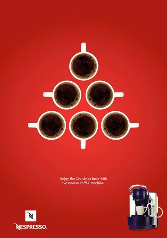Best Christmas Ads 2021 Advertising Campaign 30 Of The Best Christmas Tree Shaped Ads Advertisingrow Com Home Of Advertising Professionals Advertising News Infographics Job Offers