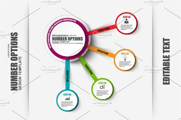 Advertising-Infographics-Business-Number-Options-Infographic-by-alexdndz-on Advertising Infographics : Business Number Options Infographic by alexdndz on Creative Market