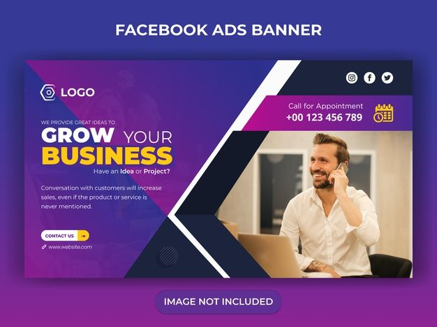Advertising-Infographics-Creative-Business-Social-Media-Banner-Template Advertising Infographics : Creative Business Social Media Banner Template