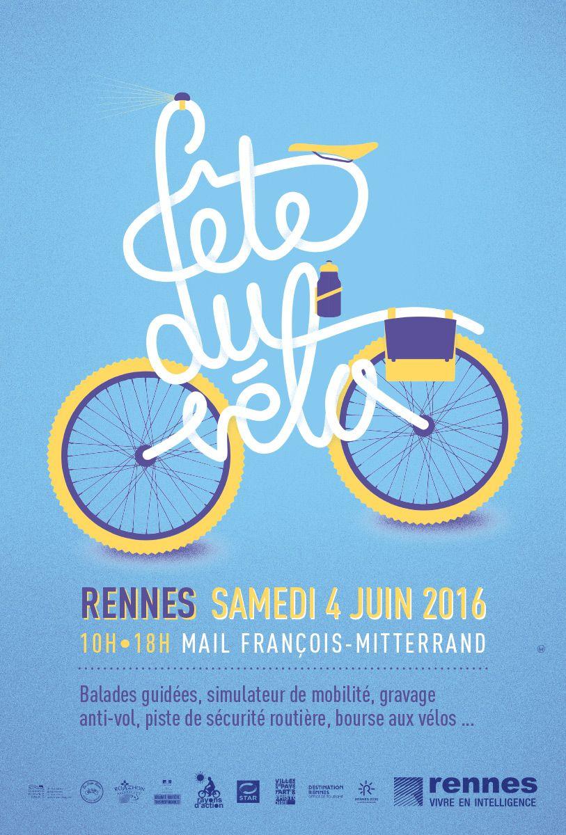 Advertising-Infographics-Fete-du-velo-Office-de-Tourisme Advertising Infographics : Fête du vélo - Office de Tourisme de Rennes